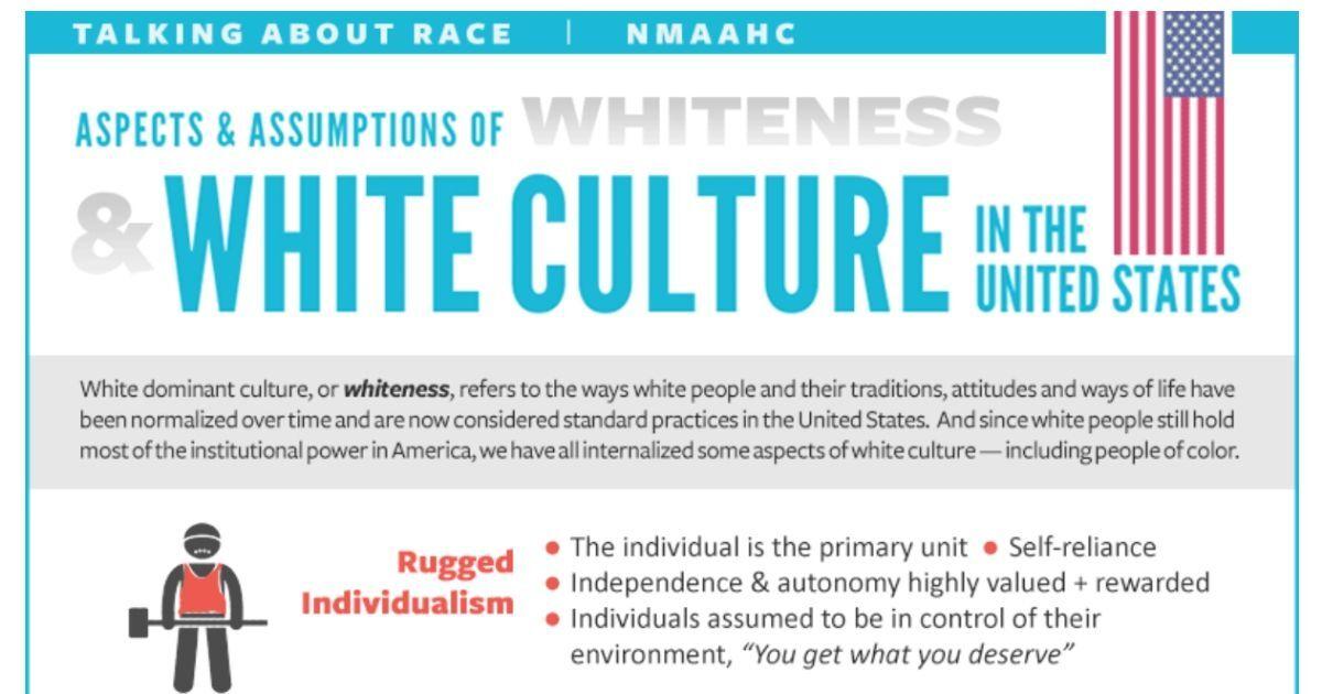 white culture