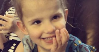 Gigi Morse, the 6-year-old girl in Tennessee whose death is being attributed to the coronavirus.