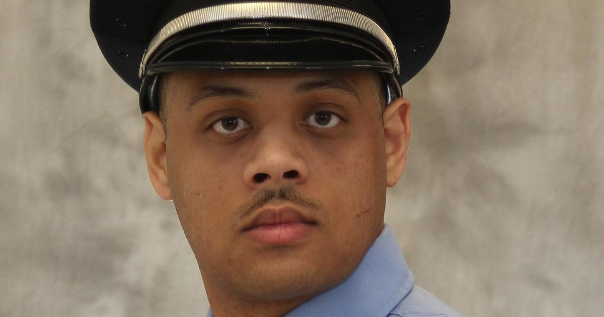 St. Louis police Officer Tamarris L. Bohannon.
