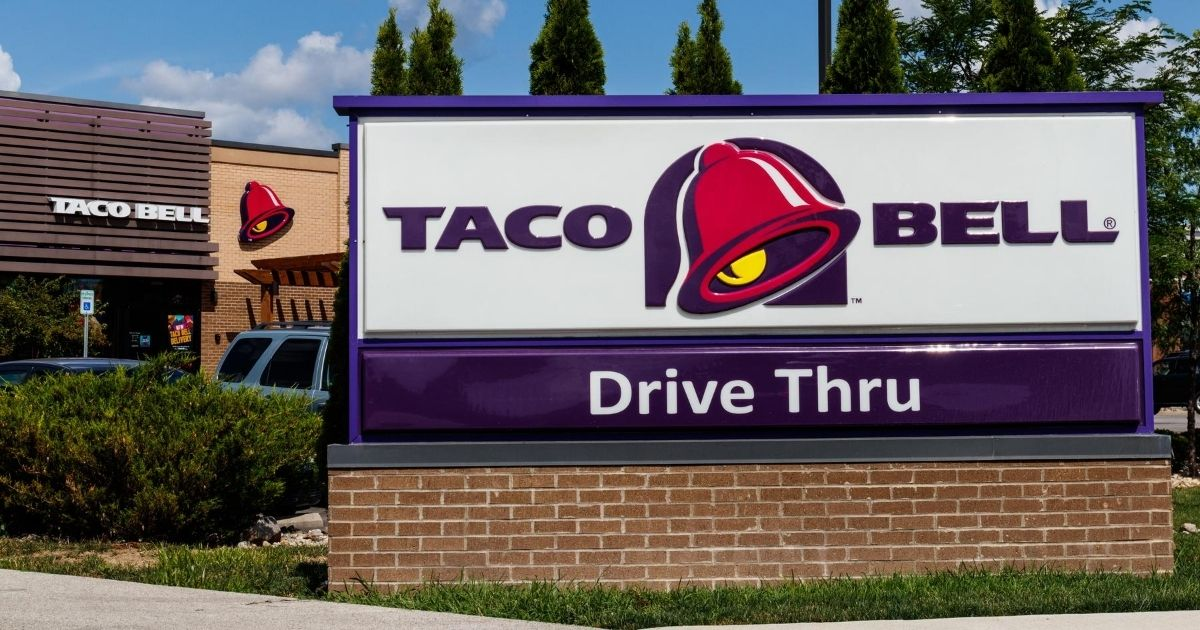A Taco Bell manager saved the life of a man in the drive thru last week.