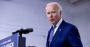 Former Vice President Joe Biden, pictured in a July file photo,
