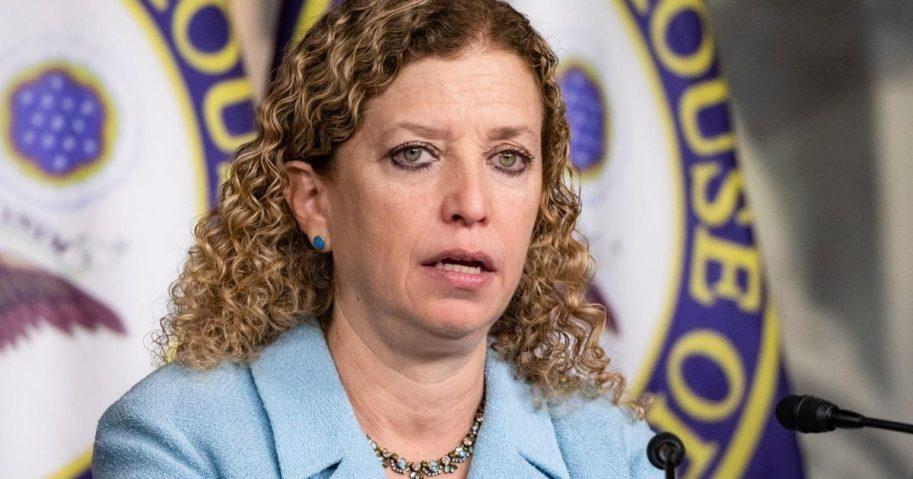 Democratic Rep. Debbie Wasserman Schultz of Florida.