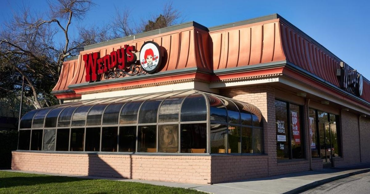 A Wendy's restaurant in Sunnyvale, California, is seen in the stock image above.