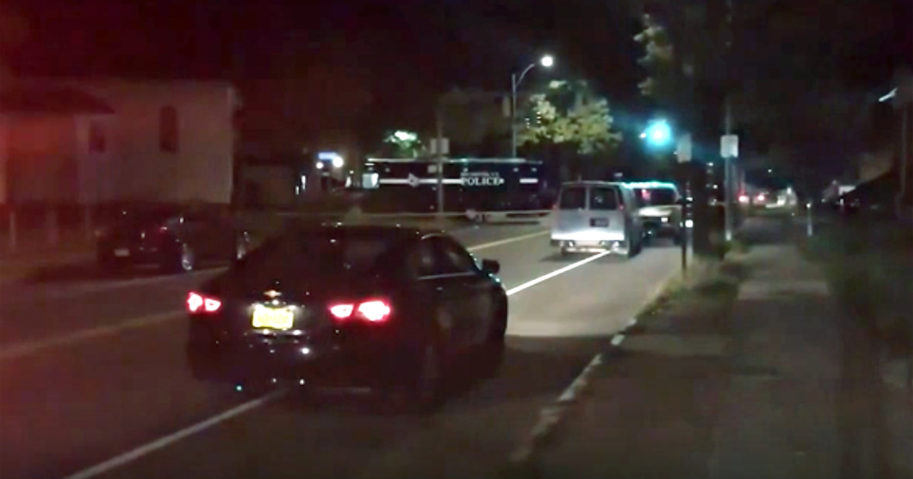 Police respond to the scene of a shooting on Sept. 19, 2020, in Rochester, New York.