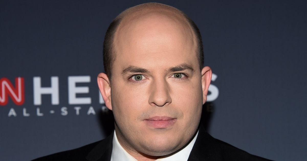 CNN host Brian Stelter attends the 11th annual CNN Heroes event on Dec. 17, 2017, in New York.