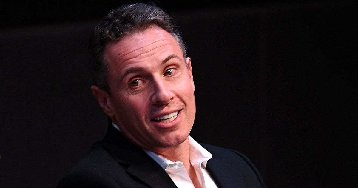 """""""Cuomo Prime Time"""" host Chris Cuomo speaks onstage during the CNN Experience in New York City on March 5, 2020."""