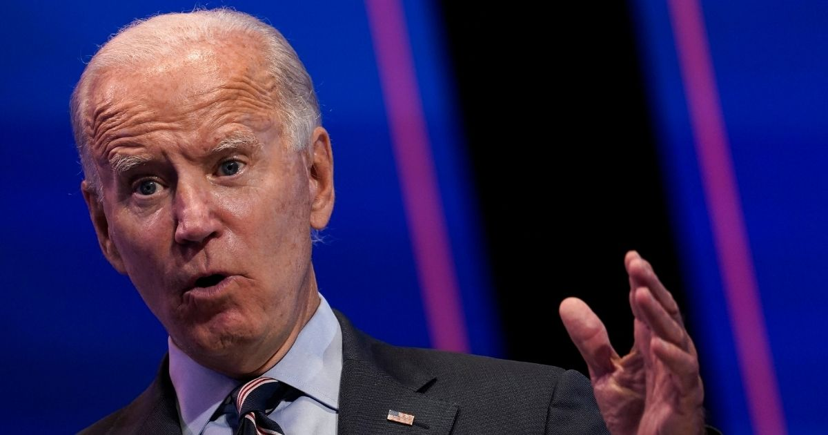 Democratic presidential nominee and former Vice President Joe Biden takes questions from reporters after a virtual coronavirus briefing with medical professionals on Sept. 16, 2020, in Wilmington, Delaware.