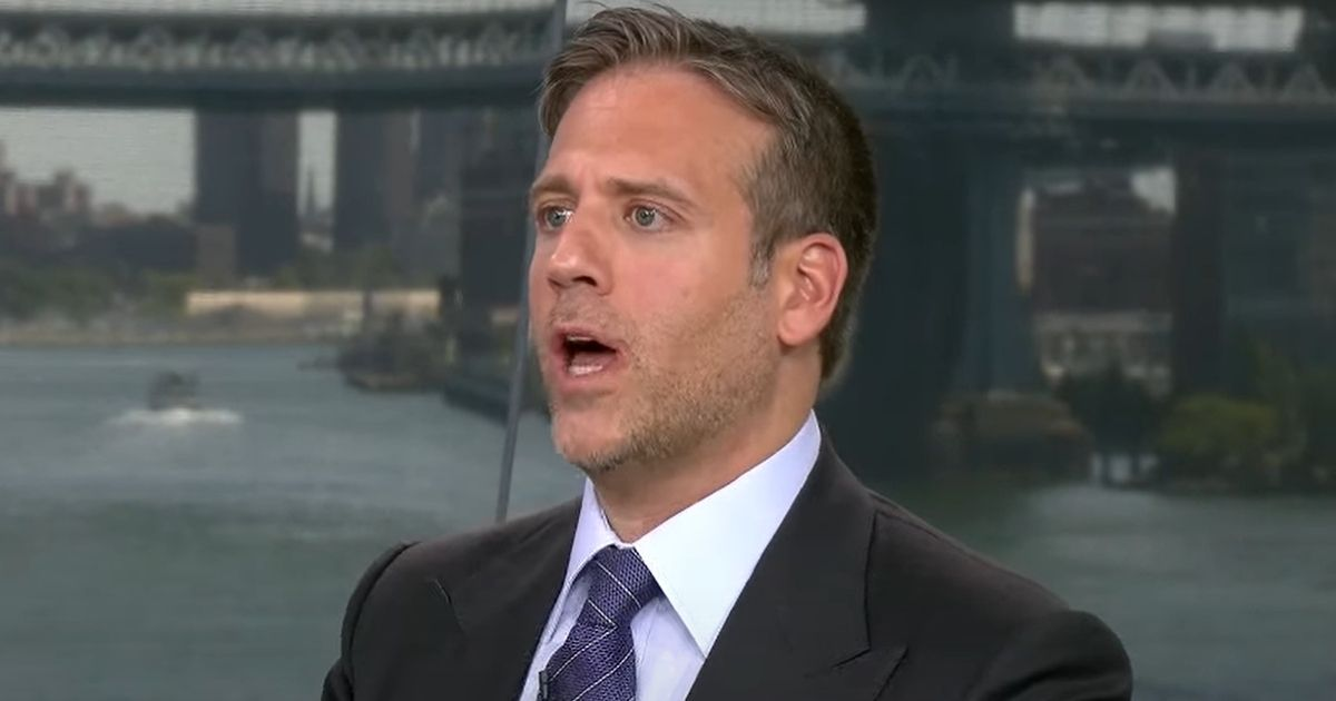 "Max Kellerman on ESPN's ""First Take."""