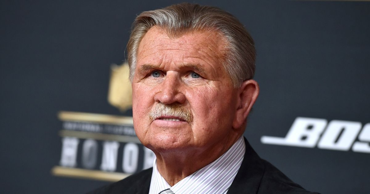 Mike Ditka.'