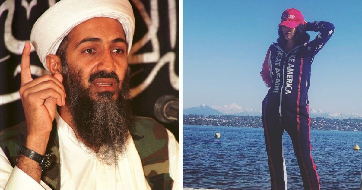 niece porno Osama bin ladens