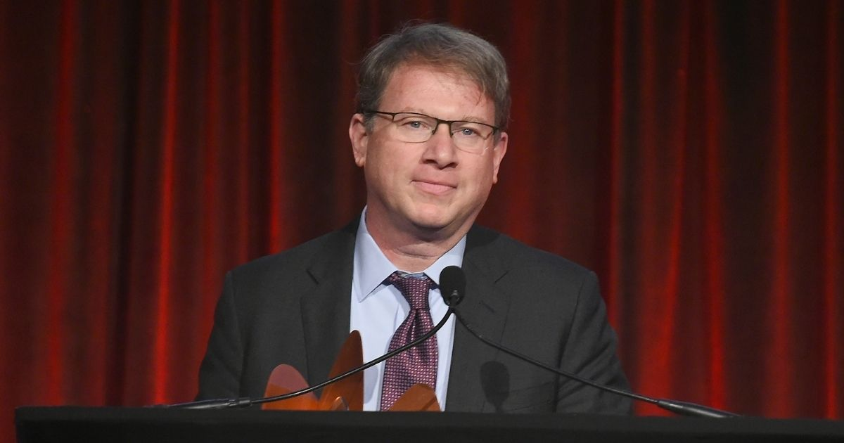 Jeffrey Goldberg, the editor-in-chief of The Atlantic, attends the Ellie Awards 2018 on March 13, 2018, in New York City.