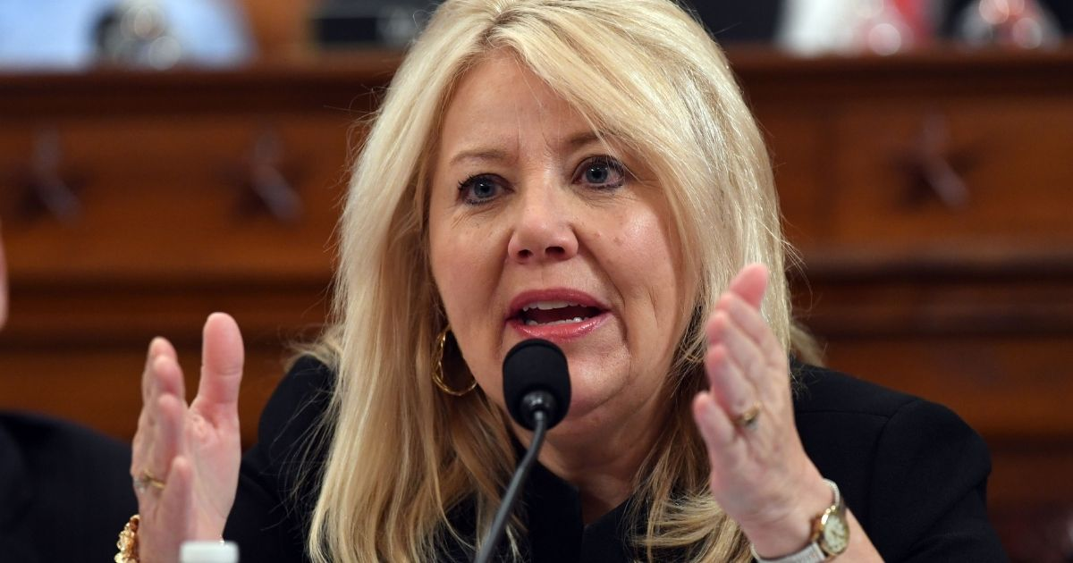 Republican Rep. Debbie Lesko of Arizona speaks during the House Judiciary Committee's markup of House Resolution 755, Articles of Impeachment Against President Donald Trump, on Capitol Hill in Washington, D.C., on Dec. 12, 2019.