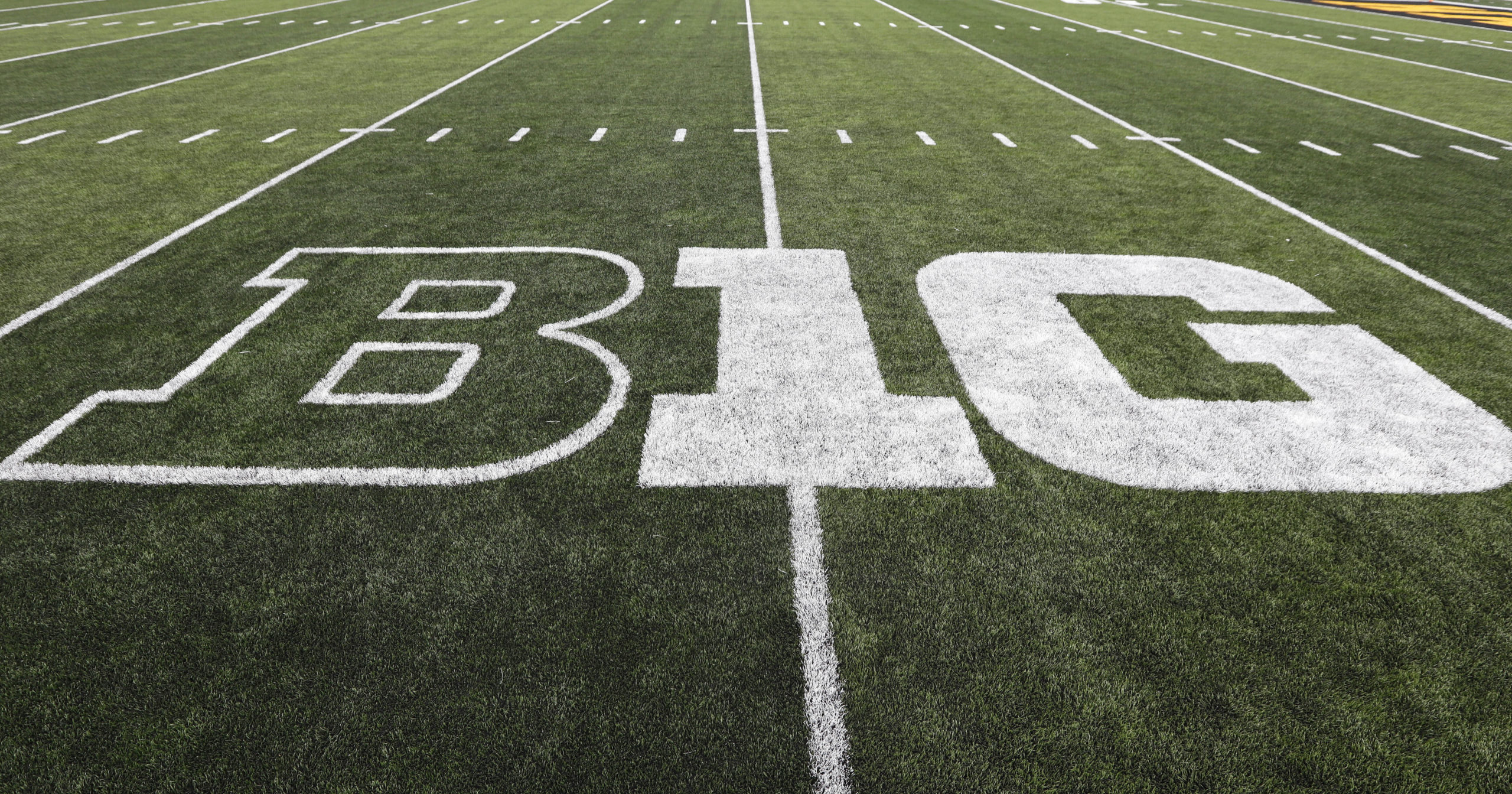 President Donald Trump spoke with Big Ten Commissioner Kevin Warren about the possibility of reinstating the conference's fall football season.