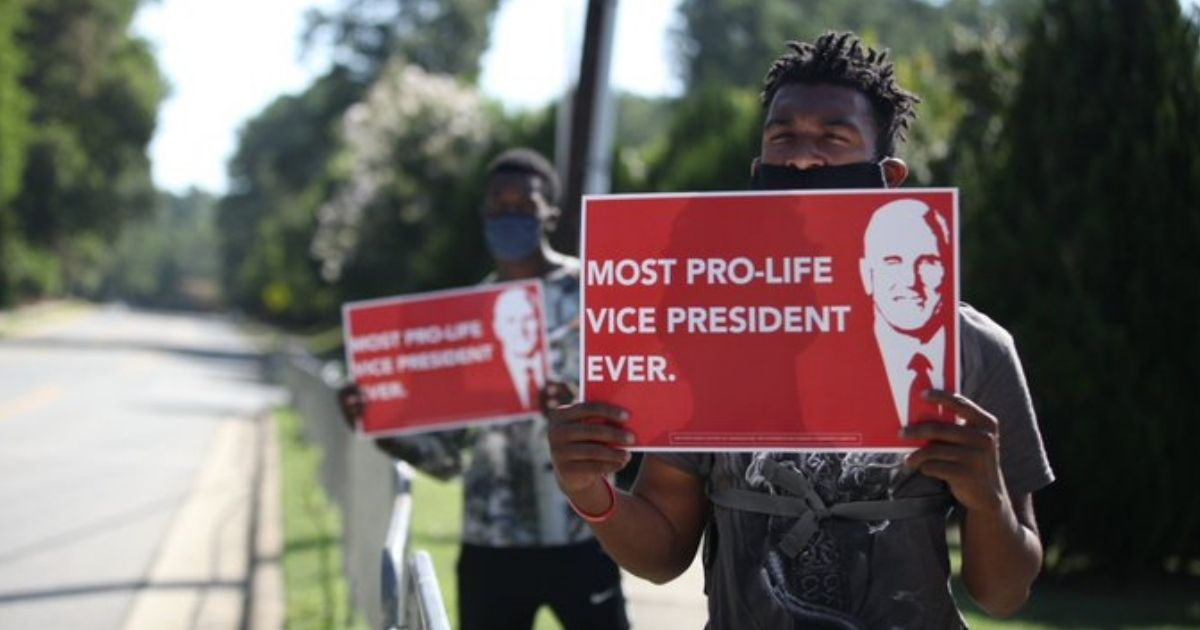 The pro-life Susan B. Anthony List is highlighting Democratic presidential nominee Joe Biden's radical abortion stances in a six-figure newspaper ad buy.