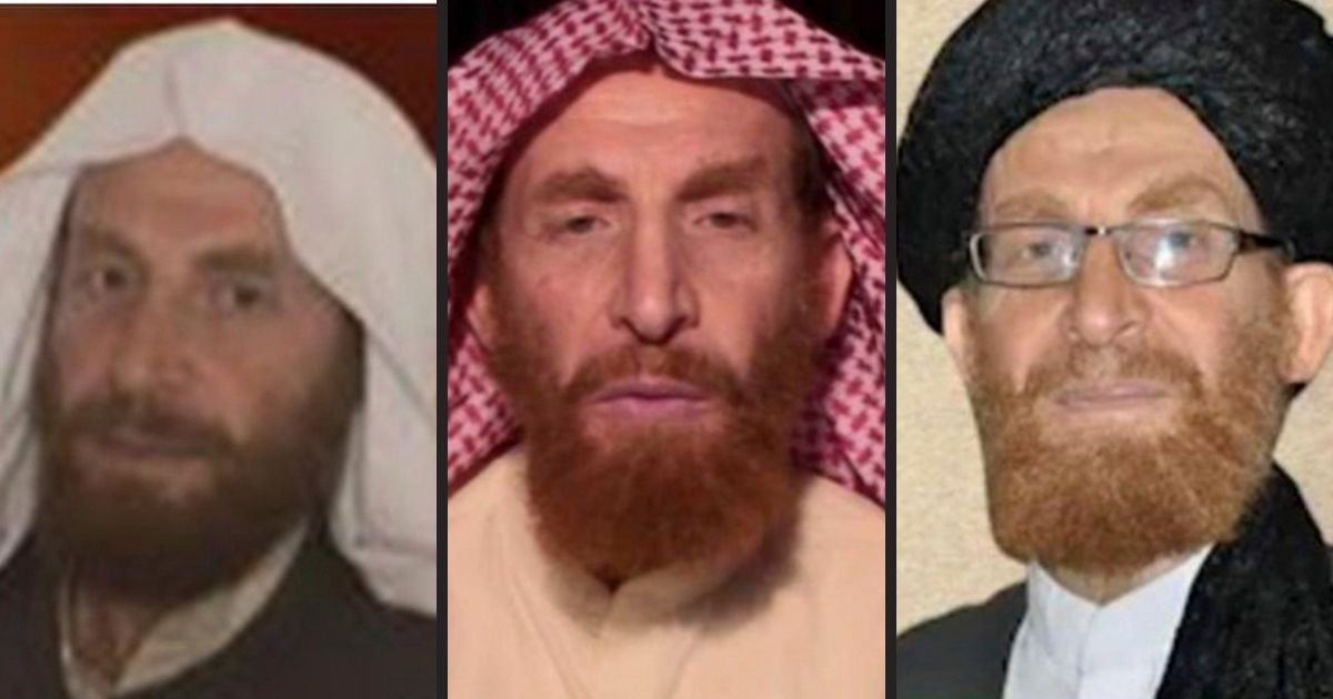 This image released by the FBI on Sunday shows the wanted poster of al-Qaida propagandist Husam Abd al-Rauf, also known by the nom de guerre Abu Muhsin al-Masri.