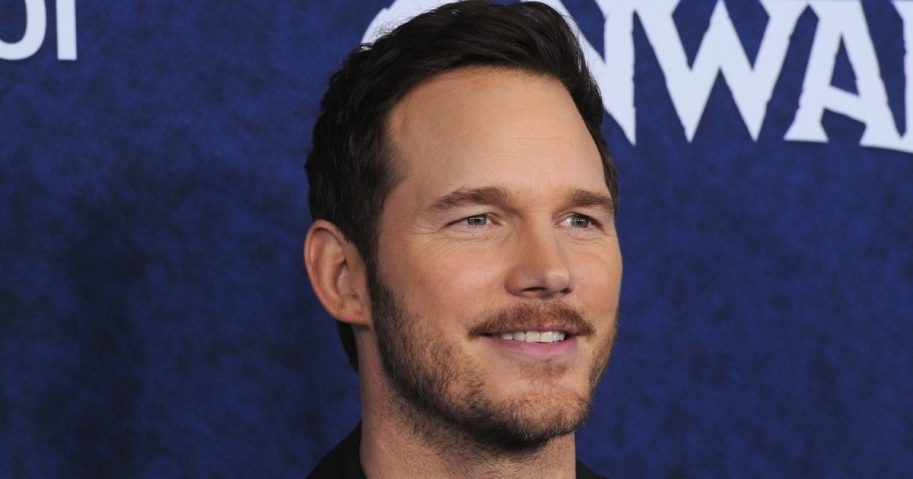 Chris Pratt arrives at the El Capitan Theatre on Feb. 18, 2020, in Hollywood, California.