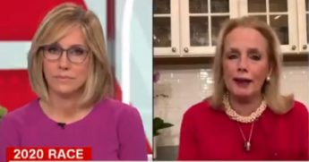 CNN's Alyisyn Camerota doesn't look happy at all to hear what Rep. Debbie Dingell has to say about next week's presidential election.