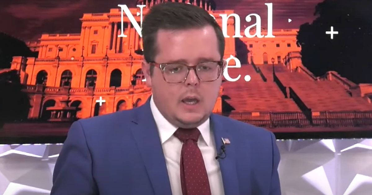 """Harlan Hill talks about the controversy over his tweet on """"The National Pulse."""""""