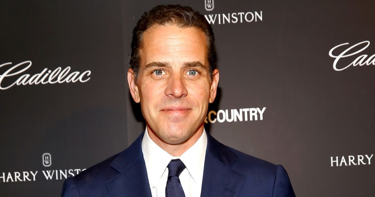 Hunter Biden attends the T&C Philanthropy Summit at Lincoln Center on May 28, 2014, in New York City.