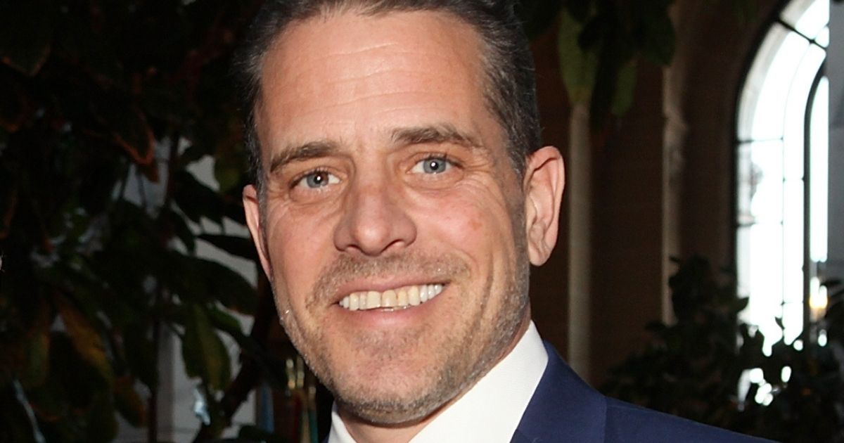 Hunter Biden attends a World Food Program USA event at the Organization of American States in Washington on April 12, 2016.
