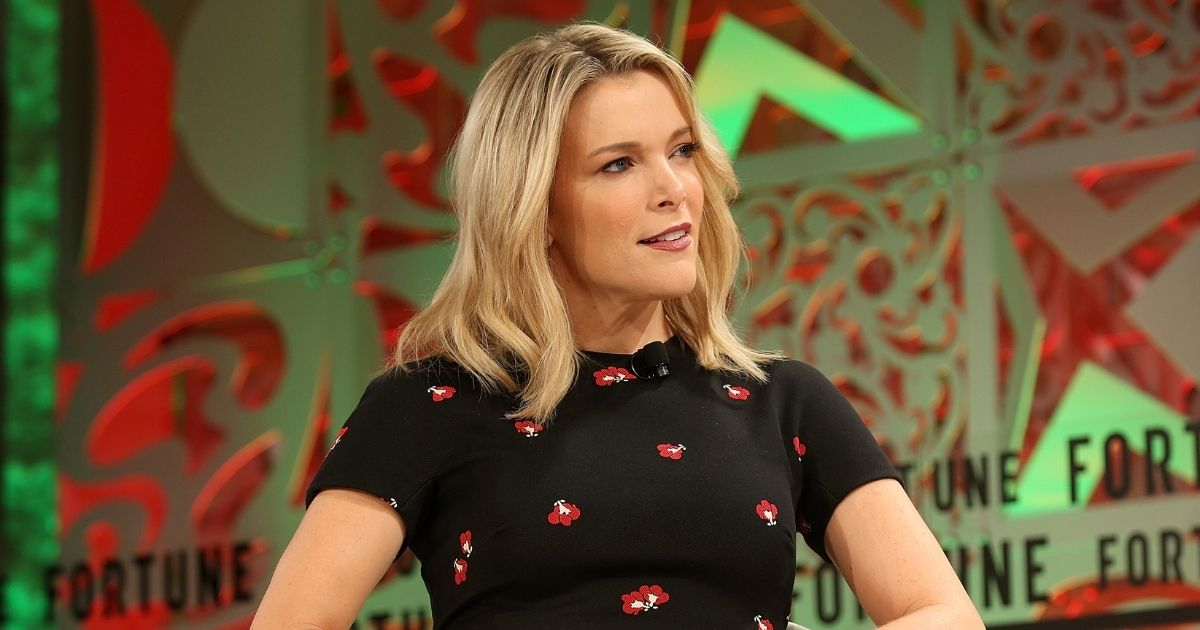 TV personality Megyn Kelly speaks onstage at the Fortune Most Powerful Women Summit 2018 at Ritz Carlton Hotel on Oct. 2, 2018, in Laguna Niguel, California.