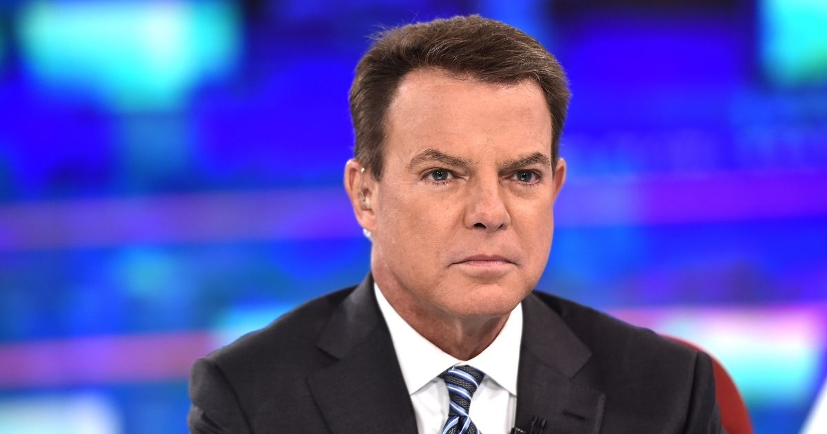 Shepard Smith is seen at Fox News Channel Studios on Sept. 17, 2019, in New York City.