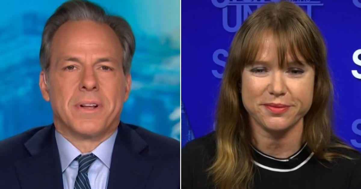 "CNN's Jake Tapper interviews Biden campaign spokeswoman Kate Bedingfield on ""State of the Union."""