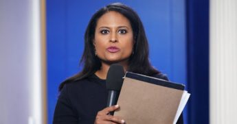 NBC's Kristen Welker in a 2018 file photo.