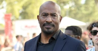 CNN contributor and host Van Jones pictured in a file photo from the Made in America music festival in Philadelphia on Aug. 31, 2019.