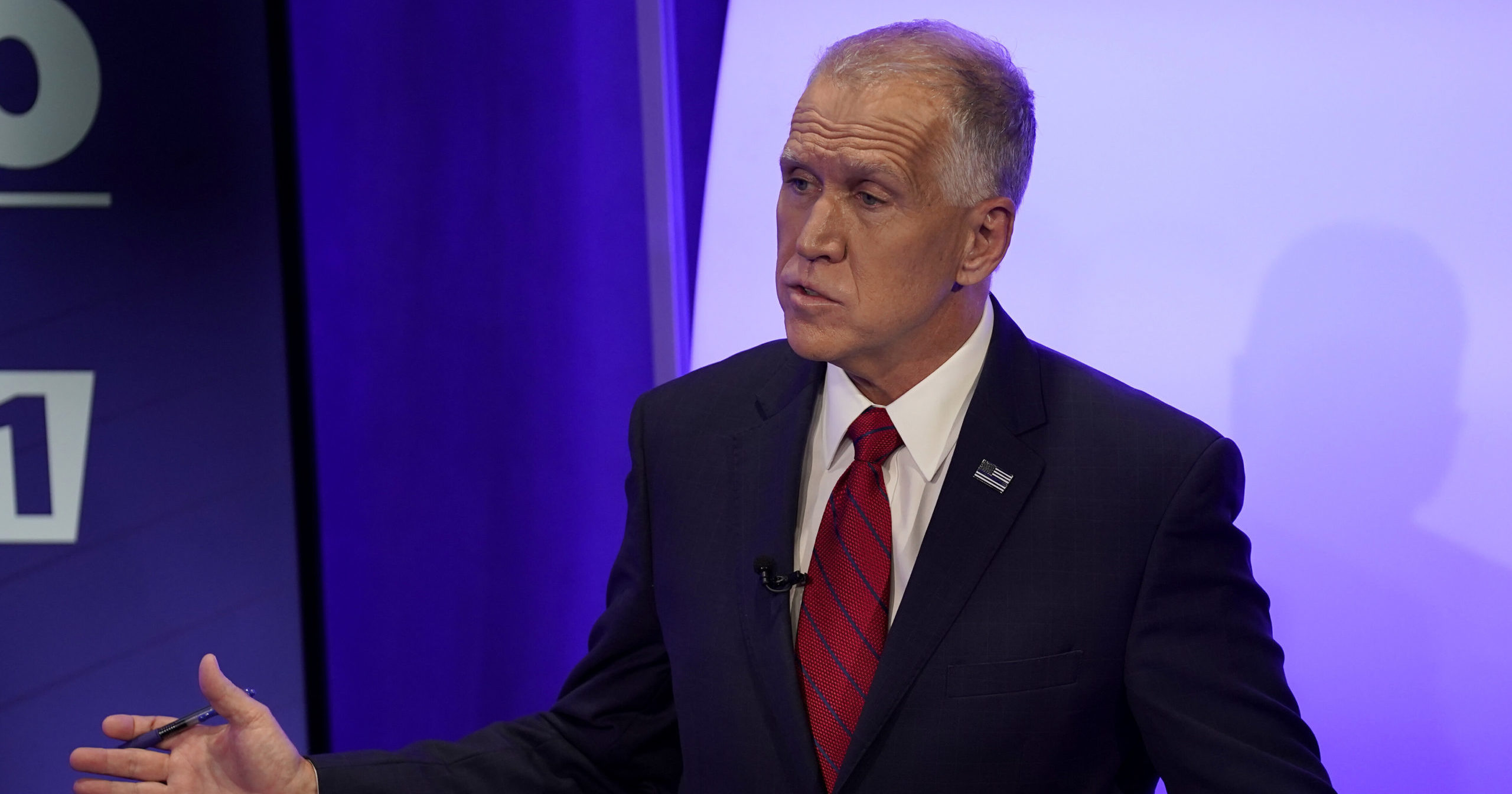 Democrat Cal Cunningham conceded to incumbent Republican U.S. Sen. Thom Tillis in North Carolina on Nov. 10, 2020.