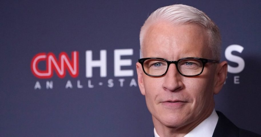 CNN host Anderson Cooper attends the 13th Annual CNN Heroes event at the American Museum of Natural History on Dec. 8, 2019, in New York City.