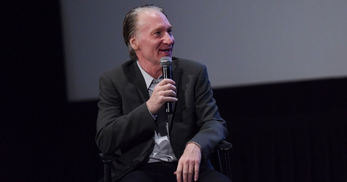 Bill Maher attends the Los Angeles Premiere of LBJ at ArcLight Hollywood on Oct. 24 in Hollywood, California.