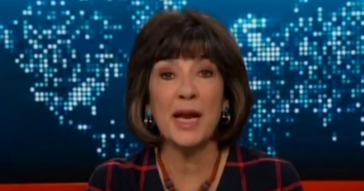 CNN's chief international anchor Christiane Amanpour compared President Donald Trump's term in office to Nazi Germanys' notorious assault on the country's Jews during the 1938 night of broken glass.