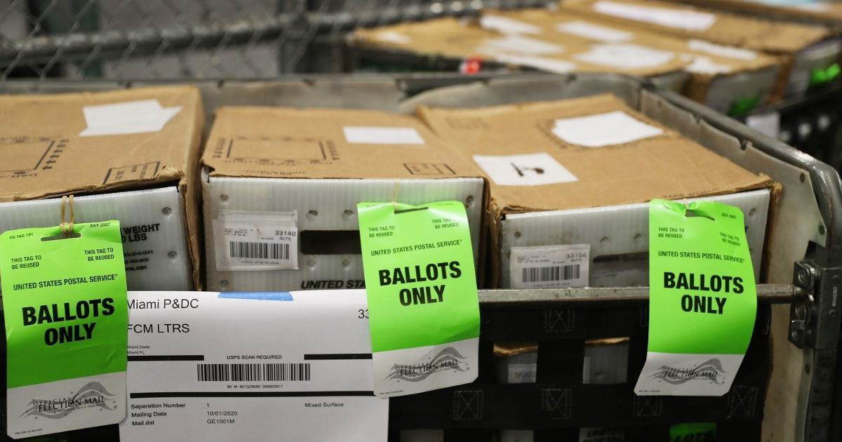 USPS Caught: 150,000-Ballot Nightmare Exposed