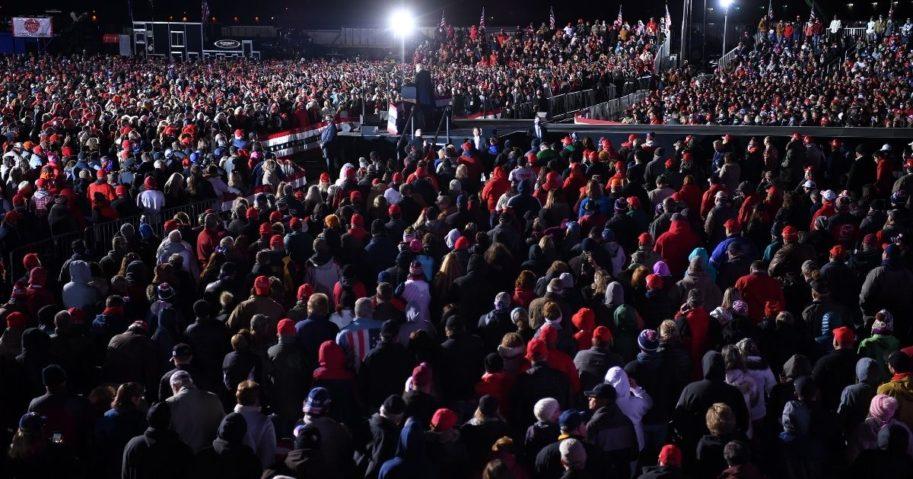 Trump Butler Rally