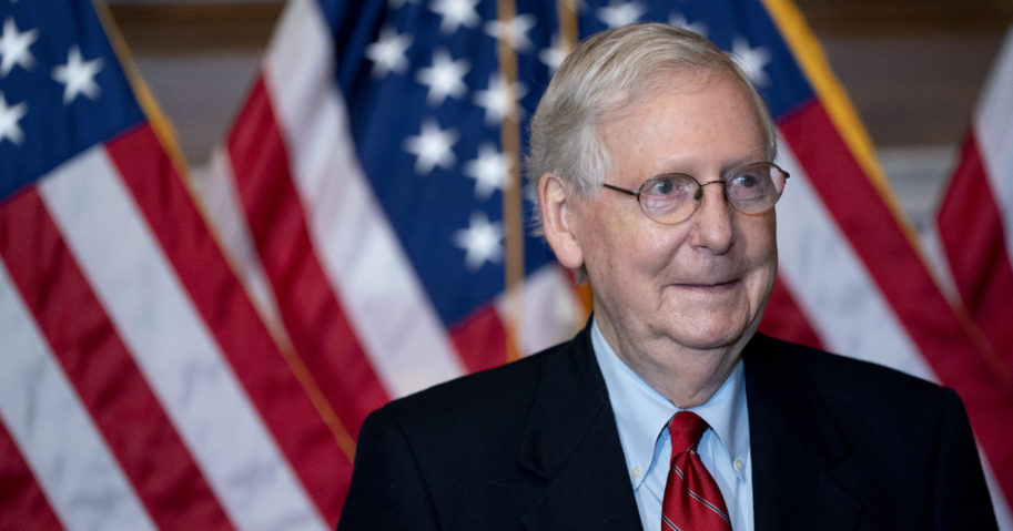 Sens. Mitch McConnell and Chuck Schumer were chosen to lead their parties in the Senate.
