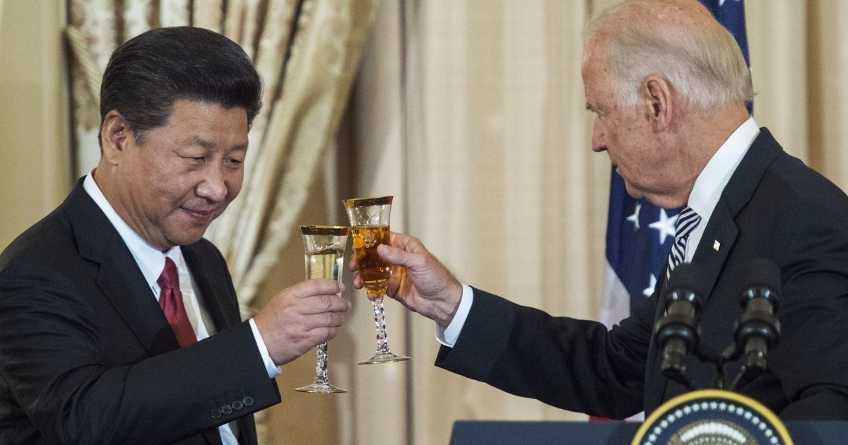 Top Intel Officials Warn China Is Directing Influence Operations Toward Biden