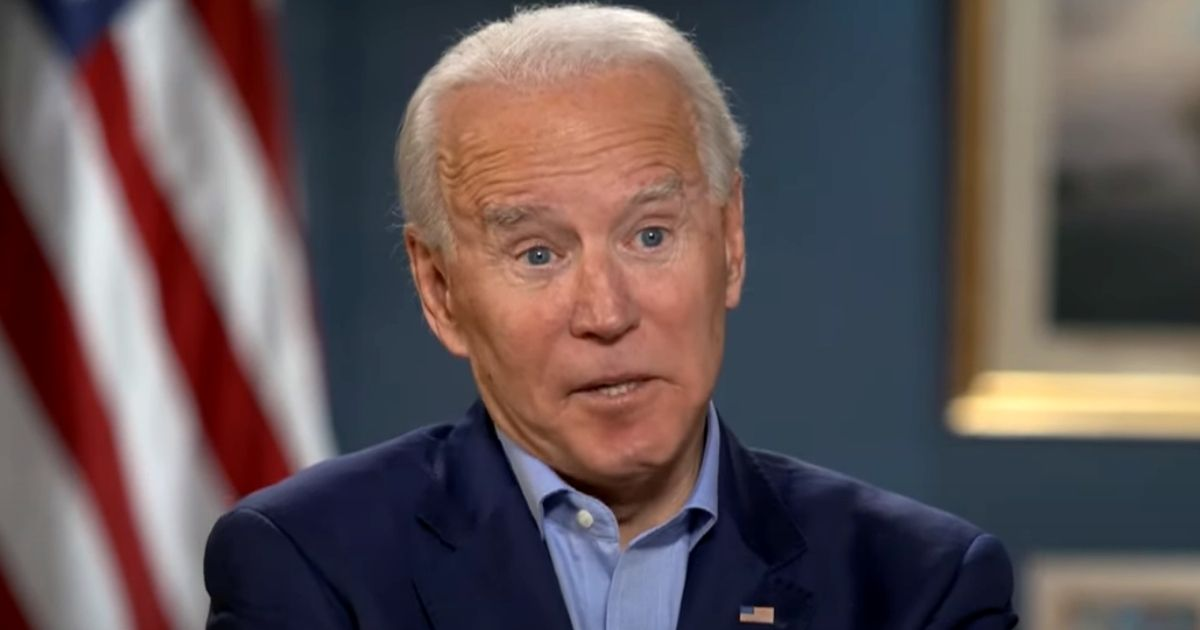 """Joe Biden talks about his son, Hunter, on """"The Late Show with Stephen Colbert."""""""