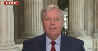 South Carolina Sen. Lindsey Graham is interviewed on Fox News Wedneday.