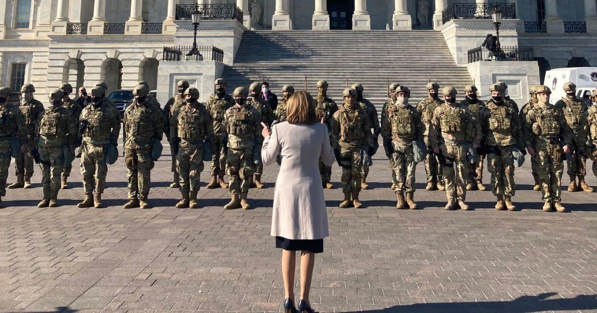 Pelosi Guard