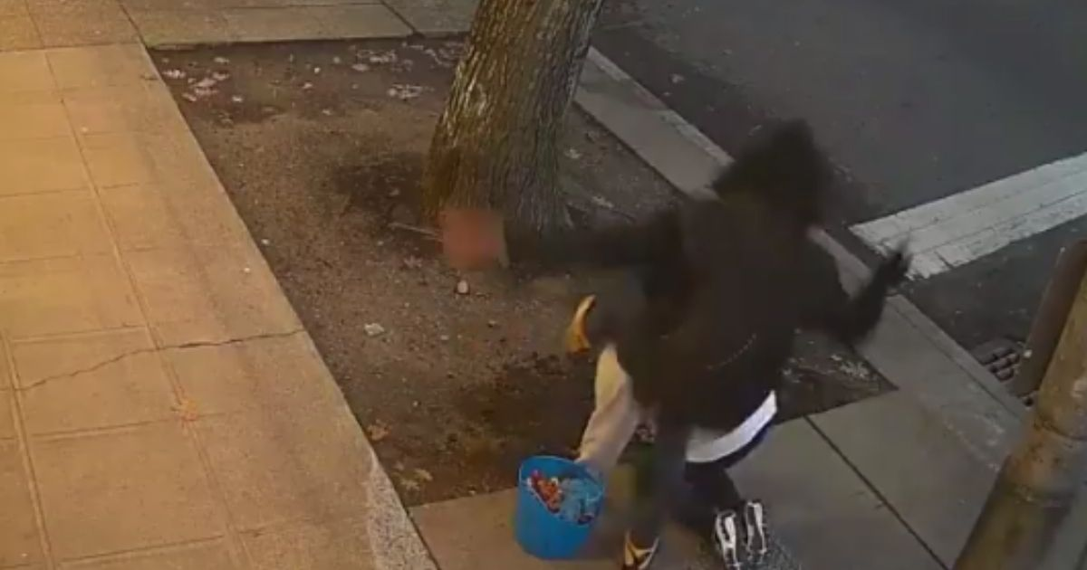 Woman attacked in Seattle.