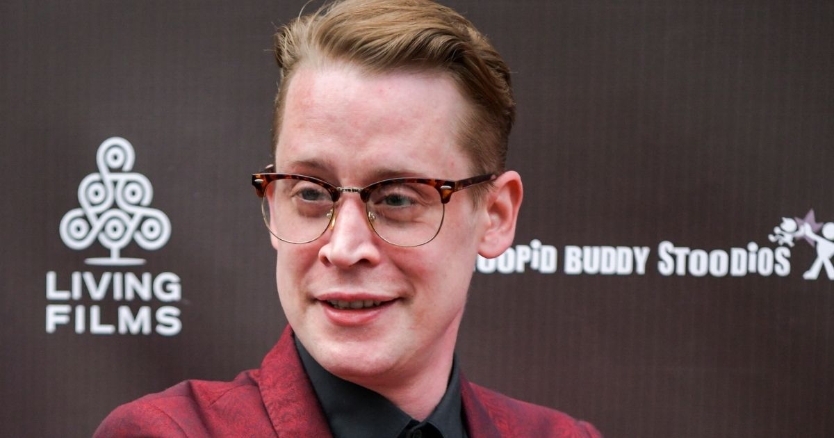 Macaulay Culkin, star of the 'Home Alone' movies in the 1990s, attends the L.A. premiere of the movie 'Changeland' at the ArcLight Hollywood theater complex on June 3, 2019.