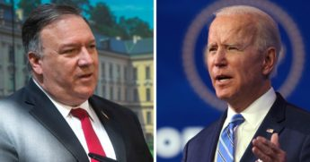 """Secretary of State Mike Pompeo issued a scathing statement on Tuesday accusing the Chinese communist government of """"genocide"""" in its treatment of its Muslim Uighur minority. The move puts incoming President Joe Biden in a position of having to make a quick decision about China policy."""