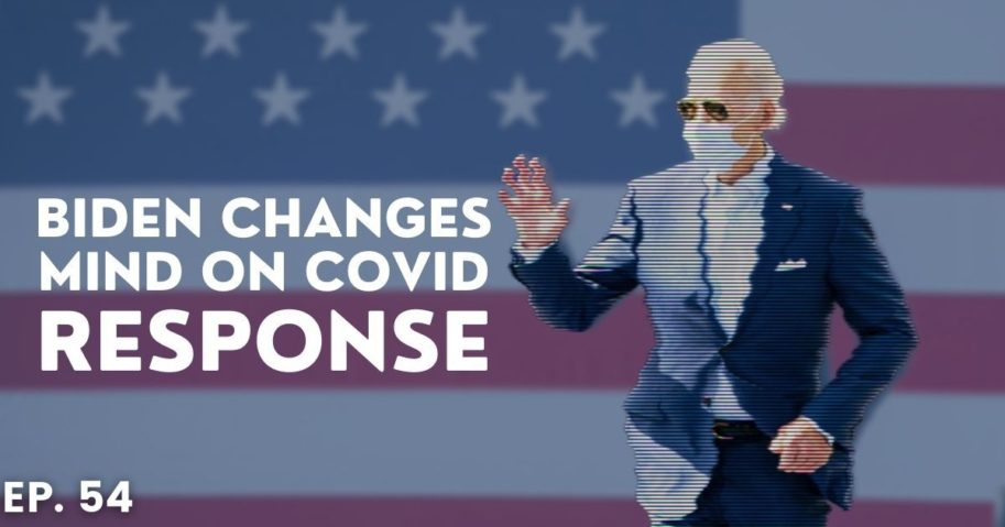 During the presidential race, Biden promised a far more effective response to the pandemic than his predecessor.