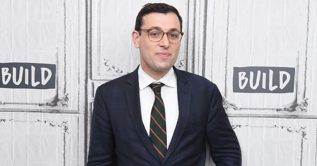 Writer Alexander Nazaryan visits the Build Series to discuss his book 'The Best People: Trump's Cabinet and the Siege on Washington' at Build Studio on June 18, 2019, in New York City.