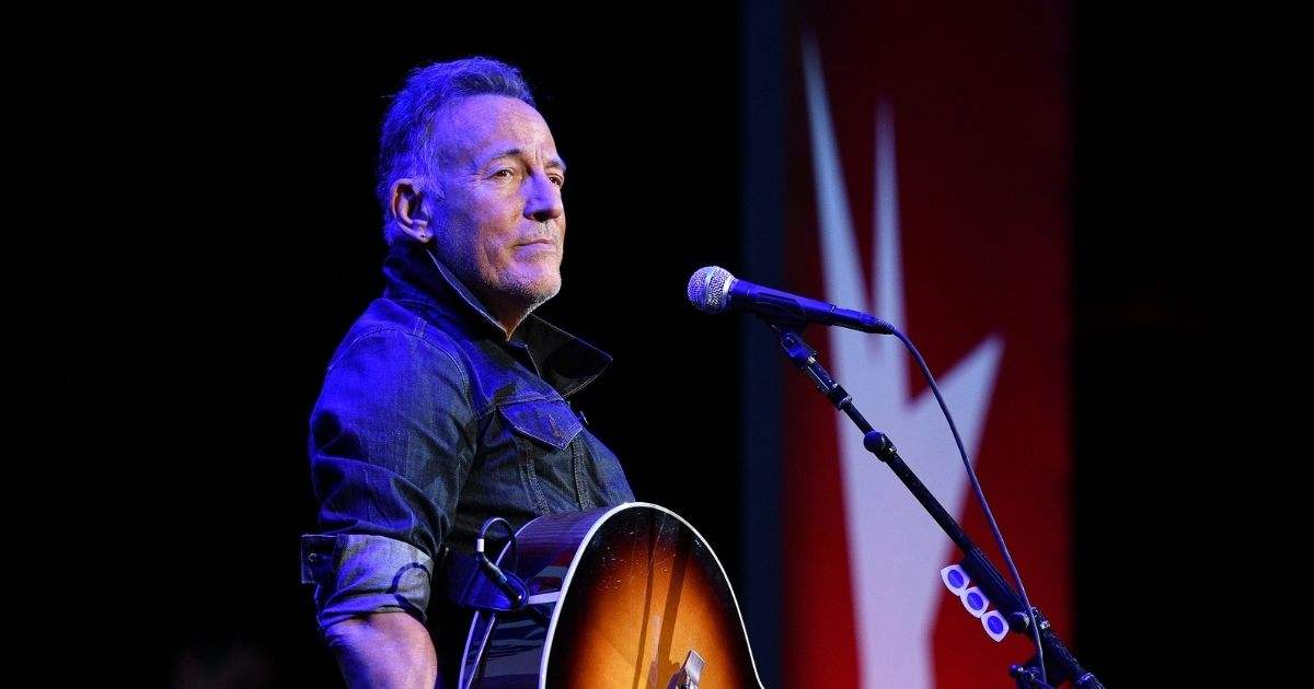 Bruce Springsteen performs onstage during the 13th annual Stand Up for Heroes to benefit the Bob Woodruff Foundation at The Hulu Theater at Madison Square Garden on Nov. 4, 2019, in New York City.