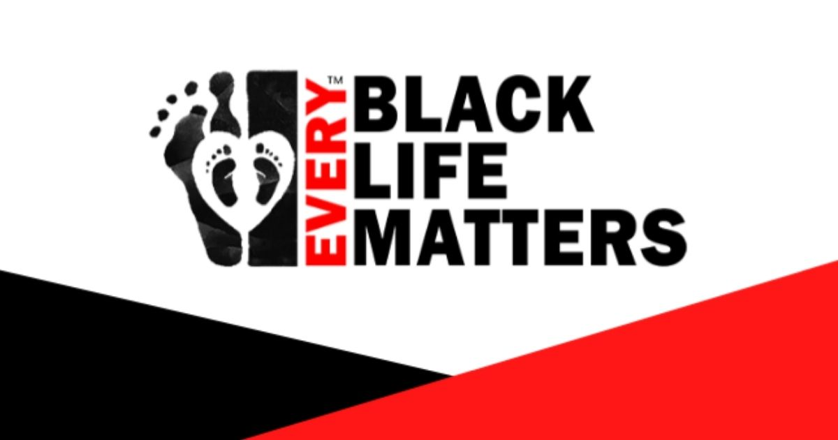 "Every Black Life Matters is an organization that supports the lives of the unborn, a free-market system, school choice, non-violence, fatherhood initiatives, ""real justice,"" law and order and colorblind equality."