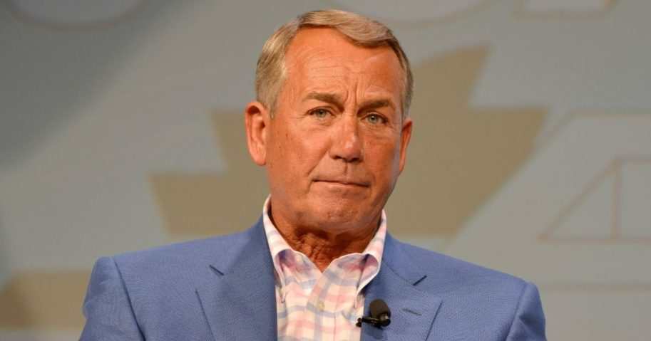 Former Speaker of the House John Boehner speaks during the 2019 SXSW Conference and Festivals on March 15, 2019, in Austin, Texas.