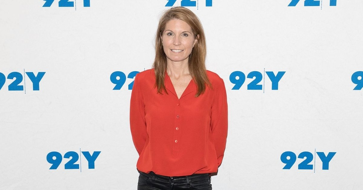 """Nicolle Wallace attends """"James Comey in Conversation with Nicolle Wallace"""" at 92nd Street Y on Dec. 9, 2018, in New York City."""