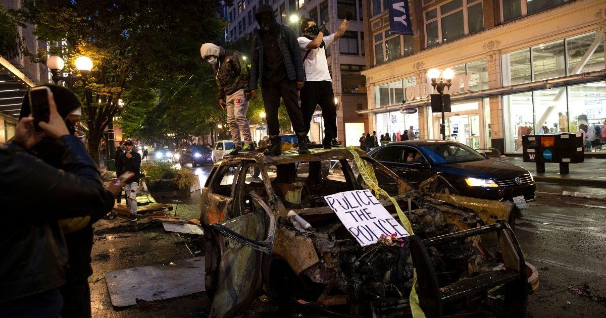 Is America Doomed? Alarming Polls of Pro-Socialism, Pro-Violence Gen Z Say So